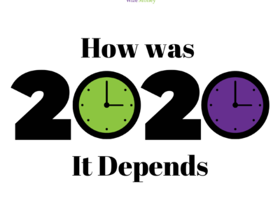 How was 2020? It Depends.