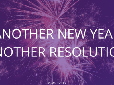 Another New Year Another Resolution